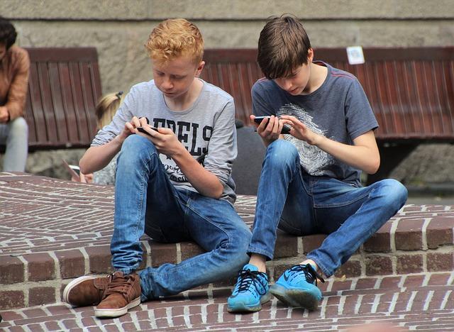 los niños no deben usar un smartphone